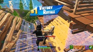 Season X Solo Squads Win Gameplay Full Game (Fortnite Ps4 Controller)