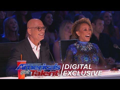 AGT Recap: Quarter Finals Pt. 1 - America's Got Talent 2017 (Extra) (видео)