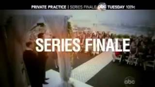 Private Practice Promo #2 - 6x13 - In Which We Say Goodbye ( Series Finale)