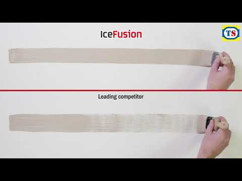 "3"" Ice Fusion Synthetic Paint Brush"
