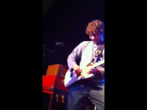 Joe Olney rocking out with Donavon Frankenreiter