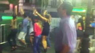 preview picture of video 'Velada del Carmen de Prado del Rey 2012'