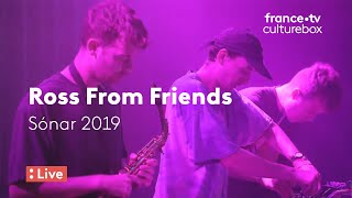 Ross From Friends - Live @ Sonar Barcelona 2019