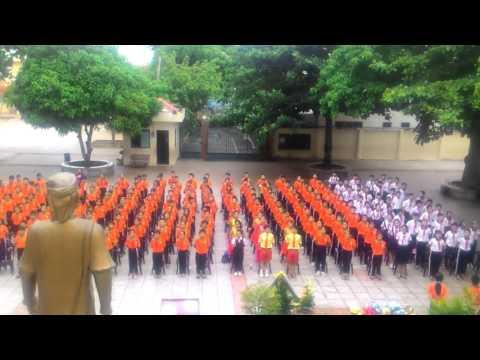 Chia tay K5 - TH Quang Trung