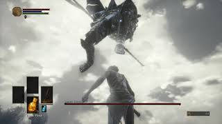 Iudex Gundyr vs mr dark soul (Deprived)