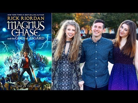 MAGNUS CHASE & THE SHIP OF THE DEAD // BOOKSPLOSION LIVESHOW