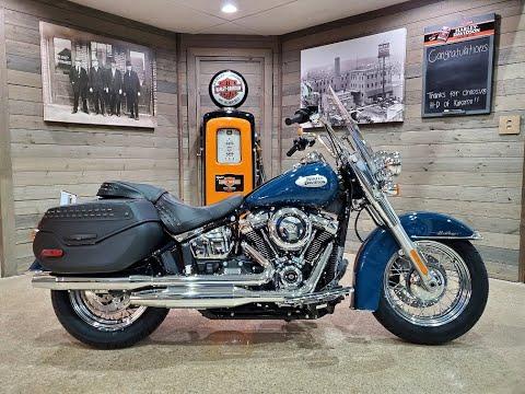 2021 Harley-Davidson Heritage Classic in Kokomo, Indiana - Video 1