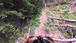 preview picture of video 'Mission Peak Trail-Wenatchee, WA'