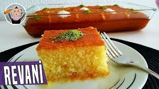 Portakallı Revani Tarifi(Lezzetli Ve Yapimi Cok Kolay)| Hatice Mazı Ile Yemek Tarifleri