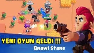 BEKLENEN OYUN GELDİ (1.OLDUM !) | Brawl Stars !!