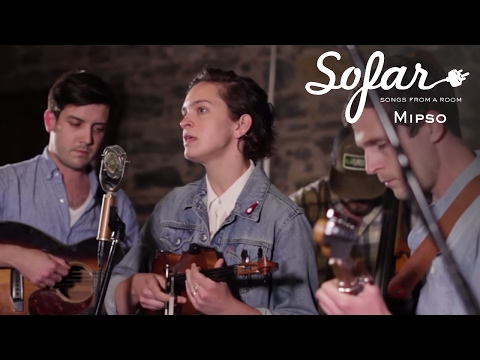 Mipso - My Burden With Me | Sofar NYC