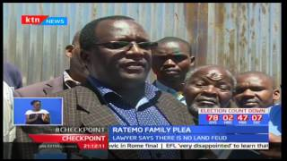 Family of MCA aspirant James Ratemo dismiss reports of land feud among family members
