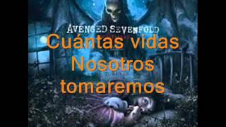 Avenged Sevenfold - Lost Sub español.