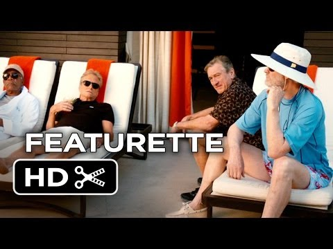 Last Vegas Behind-the-Scenes 'Supporting Ensemble'