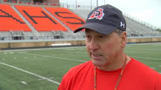 Aledo Head Coach Tim Buchannan Says They are Better Than Ever & Ready for Playoffs
