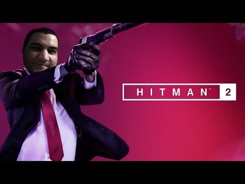 [18+] Шон играет в Hitman 2 (PC, 2018)