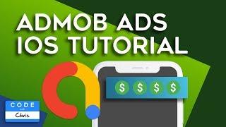 AdMob Ads Tutorial for iOS (2019)