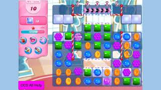 Candy Crush Saga Level 3840 NO BOOSTERS Cookie