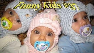 Приколы с детьми за Октябрь 2017 | Подборка с детьми | Смешные видео детей #37 | Funny Kids Videos