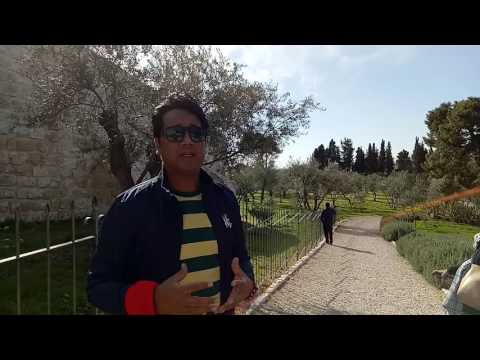 Mount Zion the place where Jesus taught Lords prayer by Prashant K