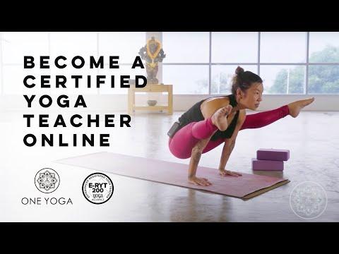 200 Hour Online Yoga Teacher Training - YouTube