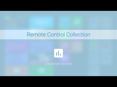 Video of Mouse & Keyboard Remote