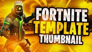 fortnite thumbnail template psd म फ त ऑनल इन