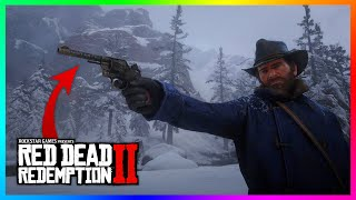 How To Get Micah's Revolver Early DURING Chapter 1 In Red Dead Redemption 2! (BEST Gun)