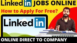 How to apply jobs on Linkedin? Linkedin Jobs Online Complete Information