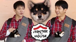 """Lee Seung Gi """"I'm here as a Perro's parent"""" [Master in the House Ep 62]"""