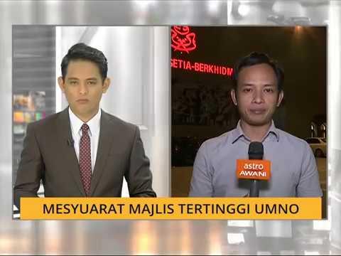 Mesyuarat Majlis Tertinggi UMNO