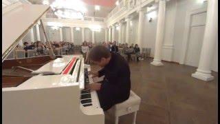 Mõtteid (Eesti) kontserdielust ja Peeter Laulu Beethoveni-sarjast