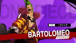 Trailer gameplay - Bartolomeo