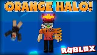 BEST WAY to Get the ORANGE HALO in Tower of Hell! | Tower of Hell on Roblox #17