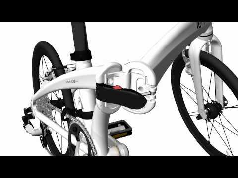 TERN Falträder - Unsere Technologie im Überblick