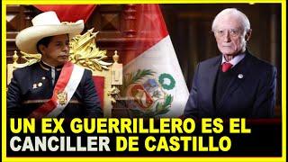 HECTOR BEJAR, EX GUERRILLERO, CANCILLER DEL GOBIERNO PERUANO