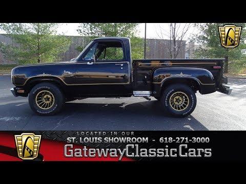 Video of '78 D150 - MGQ6
