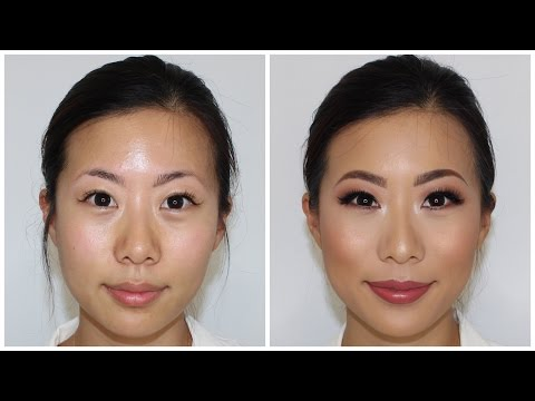 Hooded Asian Eyes Client Makeup Tutorial ♡ Jasmine Hand