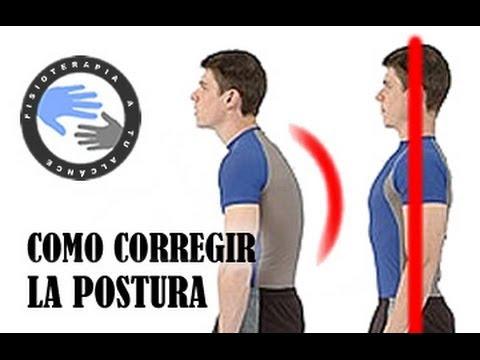 Ejercicios Para Mejorar La Postura De La Espalda