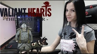 СТРИМ ► Valiant Hearts: The Great War ► Пирожок, фас ► #2
