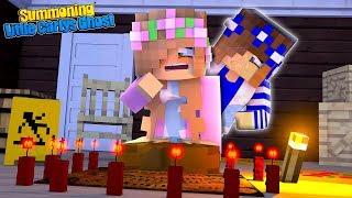 SUMMONING LITTLE CARLYS GHOST! | Minecraft Little Kelly