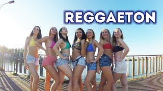 "Reggaeton Girls ""Bailando - Enrique Iglesias"" by Yuliya Pench / Dance Center"