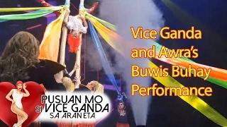 Vice Ganda and Awra's  Buwis Buhay Performance at 'Pusuan Mo Si Vice Ganda sa Araneta'