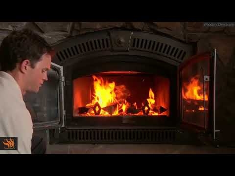 How to Start a Fire in a Napoleon Fireplace