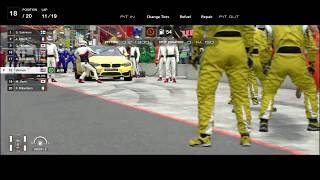 Gran Turismo Sport Pit Stop Gameplay | PS4 Pro