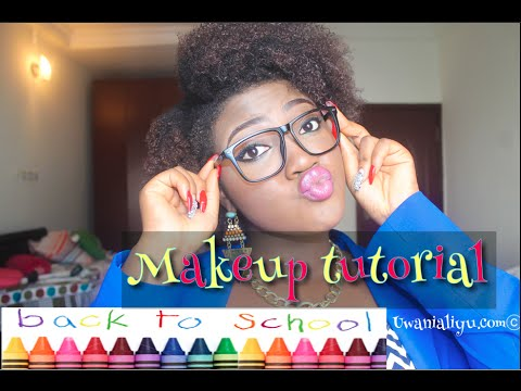 WORK FRIENDLY-BACK TO SCHOOL NATURAL MAKEUP
