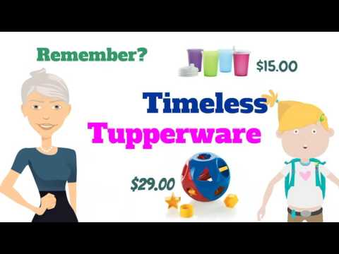 Don't Wait for Black Friday!  The Tupperware Mid-November Flyer is Available Now!