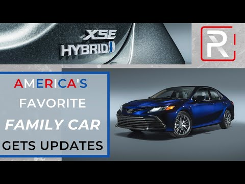 2021 Toyota Camry – Redline: First Look