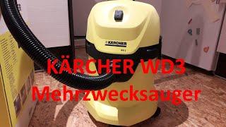 Kärcher WD3 Mehrzwecksauger