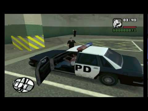 Приколы GTA San Andreas